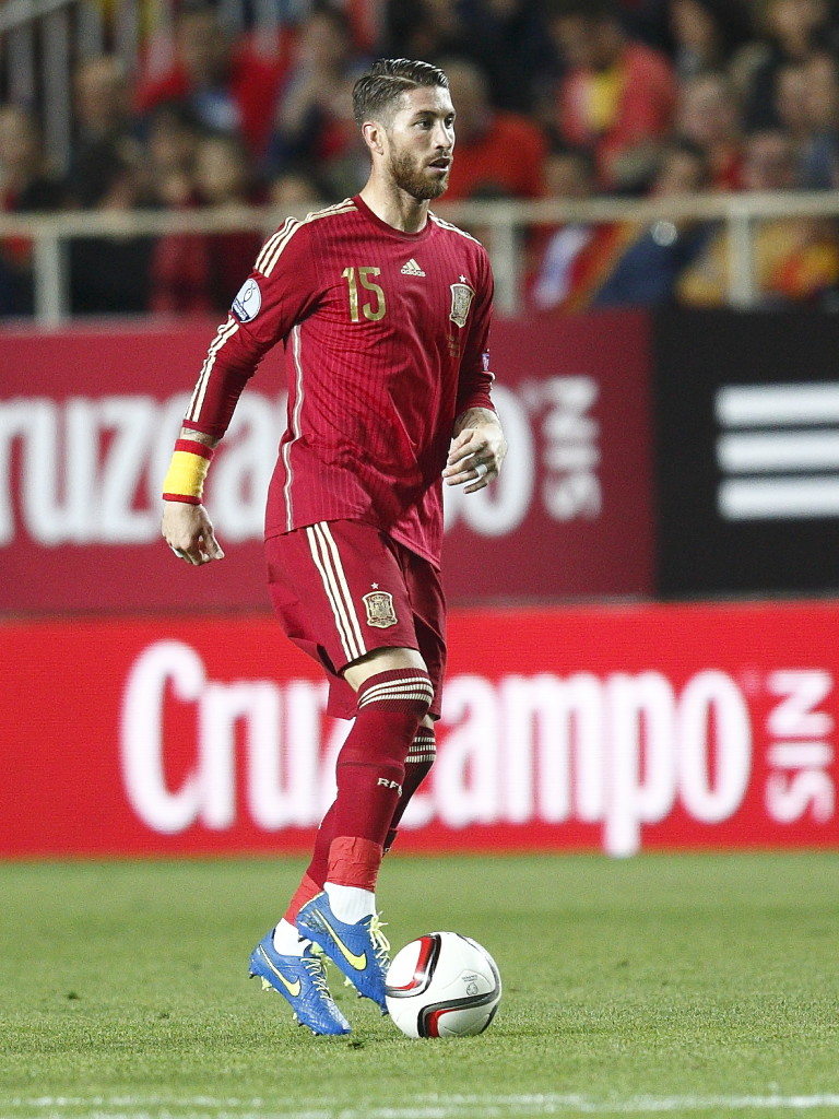 be56900a2 spain 5 sergio ramos red home youth kids child 2016 2017 country ...