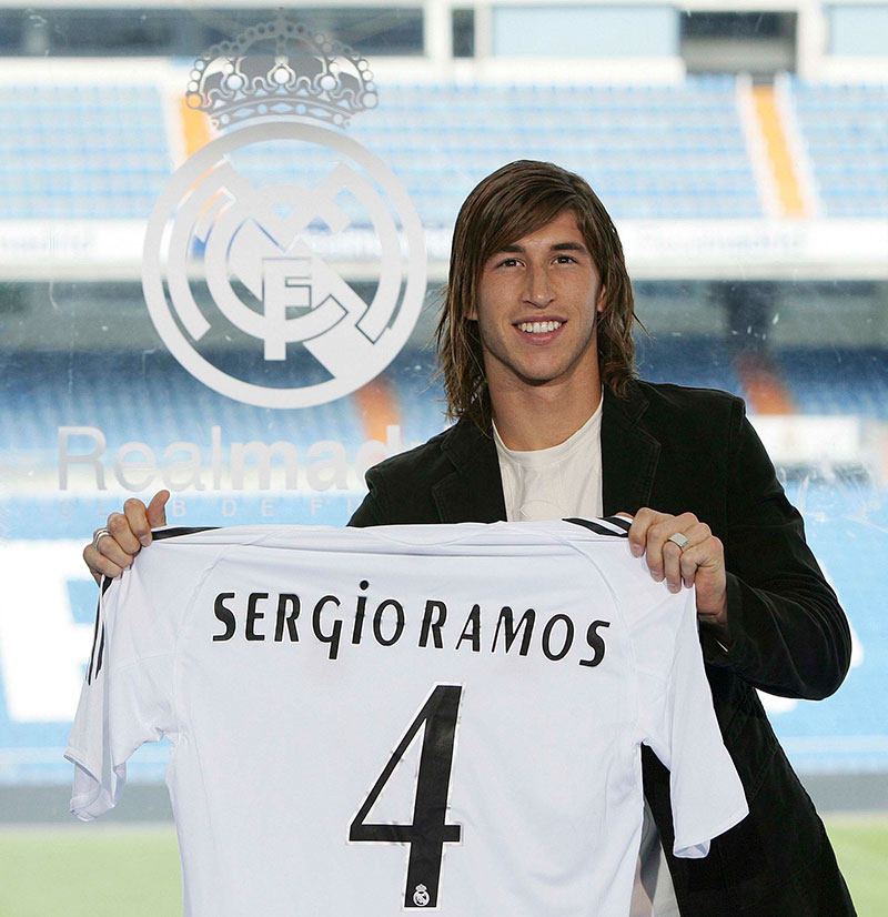 Image result for SERGIO RAMOS JUVENIL